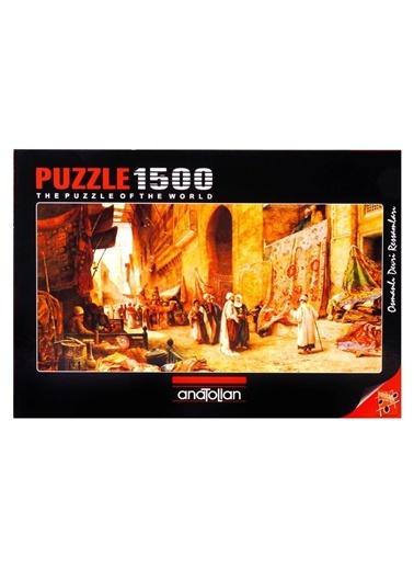Anatolian 1500 Parça Puzzle-Anatolian Puzzle
